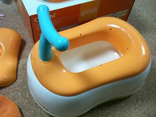 トイレトレーニングの準備