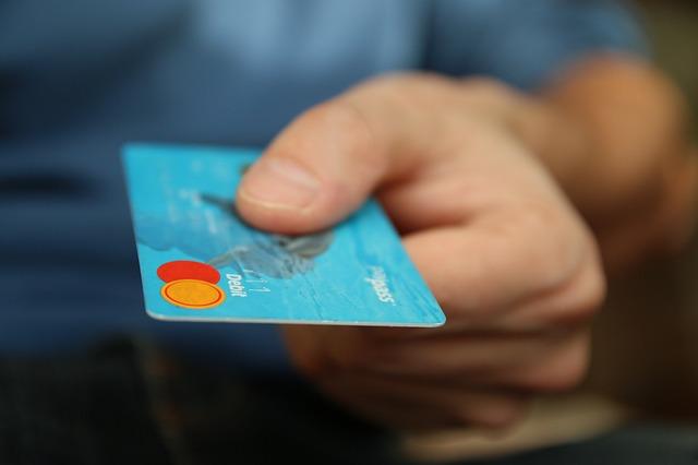 西松屋でクレジットカード