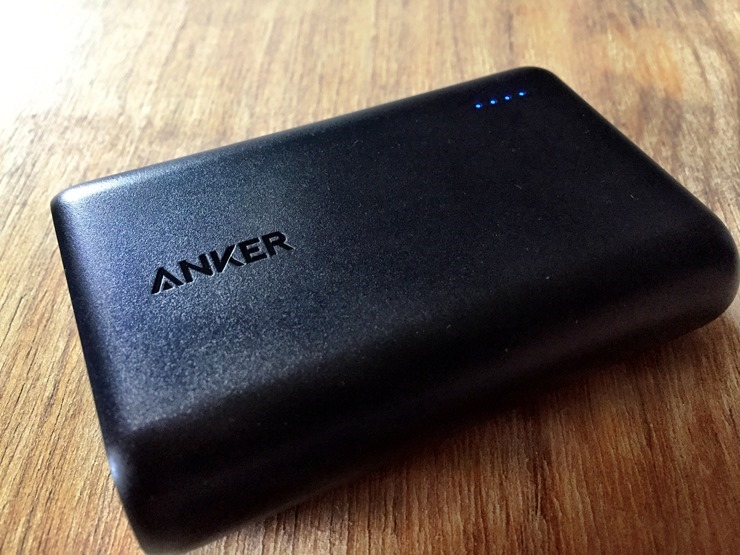 Anker PowerCore 10000の色